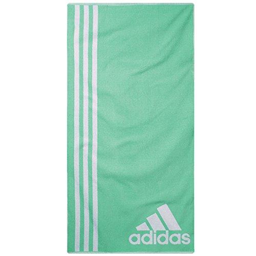 Price comparison product image ADIDAS swim towel large [lime / white]