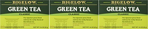 Bigelow Green Tea - 1 box (20 tea bags)