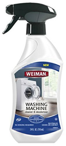 Weiman Washing Machine Cleaner & Deodorizer, 24Fl Oz by Weiman by Weiman (Image #1)