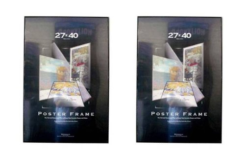Poster Art House 27-Inch-by-40 Frame, Pack of 2