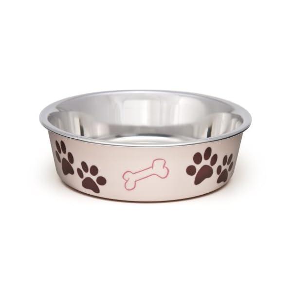 Bella Bowl Loving Pets Bella Bowls-Paparazzi Pink-Dog Bowl, Pink, Large Click on image for further info.