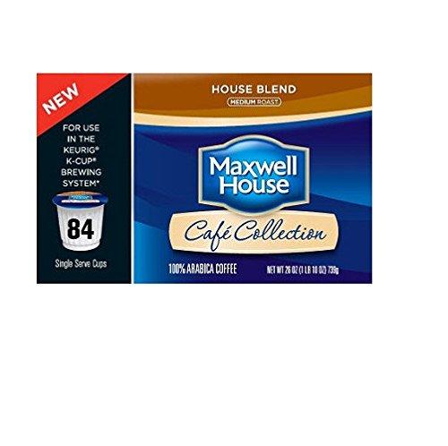 177 Single - Maxwell House Blend Coffee, Single Serve (84 ct.)