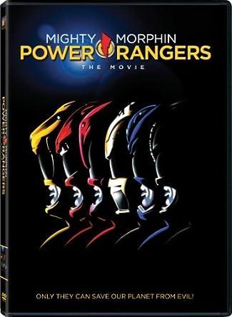 Mighty Morphin Power Rangers: Movie [DVD] [1995] [Region 1]