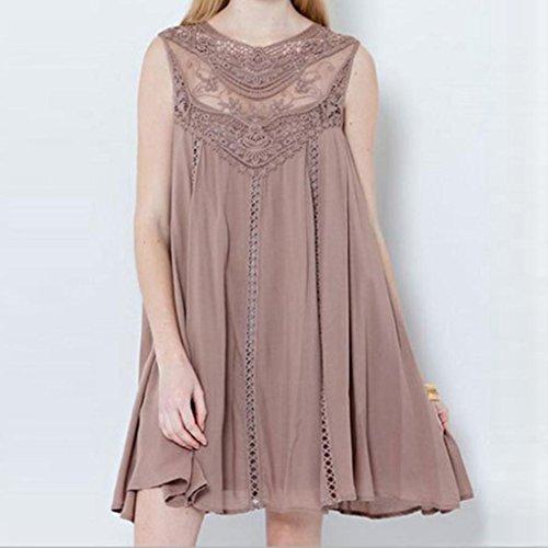 Damen kleider elegant lang Damen kleider sommer Frauenbeiläufige ...