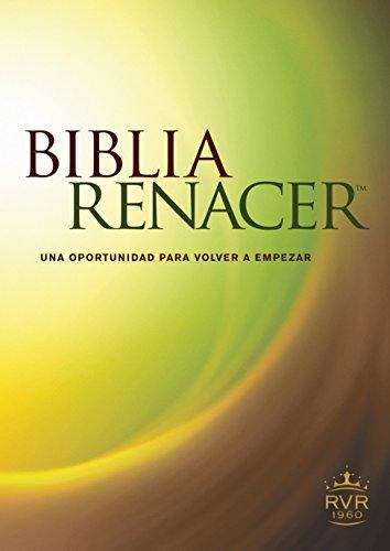 Rustica Series - Biblia Renacer RVR60 (Tapa rústica) (Spanish Edition)