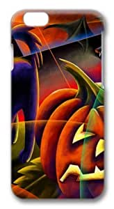 Cats Halloween Evil Artwork Pumpkins Custom For SamSung Galaxy S5 Case Cover Polycarbonate 3D