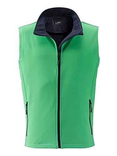 Vest Green Softshell Promo Stampabile Tempo Libero Gilet Promozionale navy Men's Adatto Al E PvRqxfd