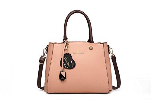 Diana Korr Women's Handbag (Pink) (B07BXP9R86) Amazon Price History, Amazon Price Tracker