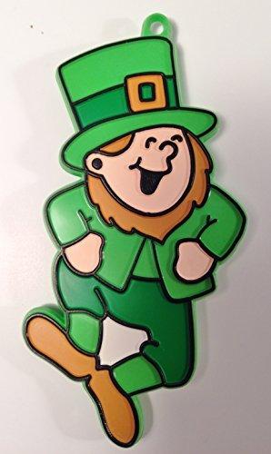 (Hallmark St. Patrick's Day LEPRECHAUN Cookie Cutter Decorative Painted St. Pats Vintage 1979)