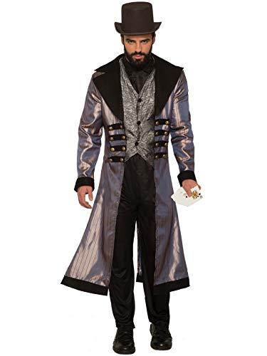 Forum Novelties Badlands Gambler Costume ()