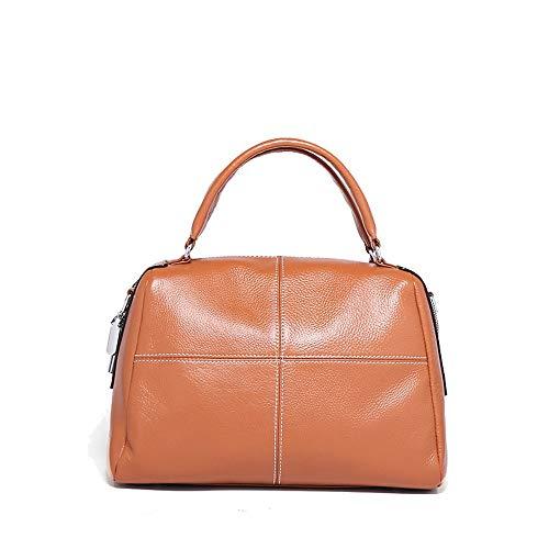 Convient À Qualité Haute Simple Grande Un Sac couleur Marron Asdflina Bandoulière Pour Usage Noir Banlieue Main Bag Lady Quotidien Messenger Capacité qIBxwC5On