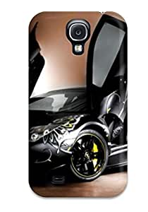 For Galaxy S4 Premium Tpu Case Cover Fast Sports Carss Protective Case
