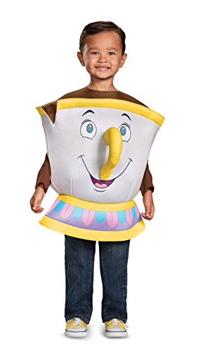 Chips Costume (Chip Deluxe Toddler Costume, One Size (Up To Size 6))