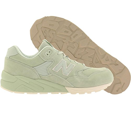 New Balance Men's 580 Classic Lifestyle Sneaker, Mint, 9 D - New Premium Outlets