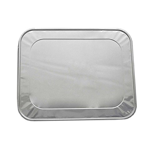 Mr. Miracle Half Size Foil Steam Lids - 30 Count by Mr Miracle (Image #4)