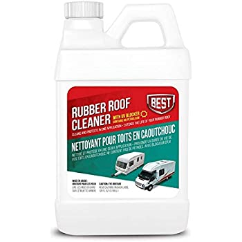 Amazon Com B E S T 55048 Rubber Roof Cleaner Protectant