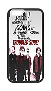 Custom Phone Cover Case for Iphone6 Plus 5.5,DIY The fall out boy cases with DEYW.
