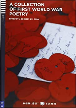 Book Young Adult Eli Readers - English: A Collection of First World War Poetry + CD