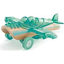 Hape Petite Plane Kid's Bamboo Toy Vehicle