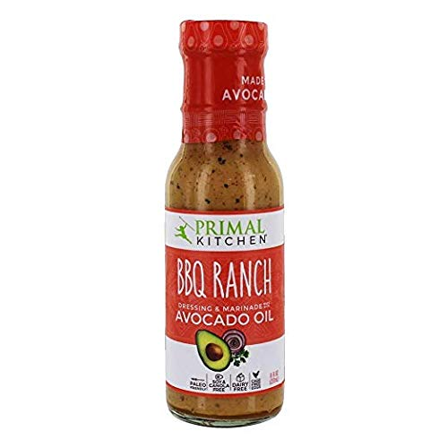 Primal Kitchen - Greek, Avocado Oil-Based Dressing and Marinade, Whole30 and Paleo Approved, 1 Count