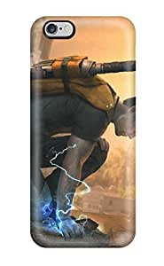 New Fashionable Aarooyner ZTNlLjP125dBCHa Cover Case Specially Made For Iphone 6 Plus(infamous Video Game Other)