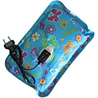 Electrothermal Hot Water Bag, Electric Heating Gel Pad-Heat Pouch Hot Water Bottle Bag, Electric Hot Water Bag, Heating Pad for Joint, Muscle Pains, Warm Water Bag (Assorted Colors)
