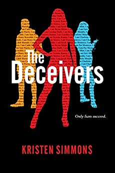 The Deceivers (Val Hall Book 1) by [Simmons, Kristen]