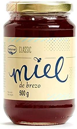Miel de Brezo de España 500 grs - Miel natural 100 % - Miel pura de Abejas 500 grs: Amazon.es: Alimentación y bebidas