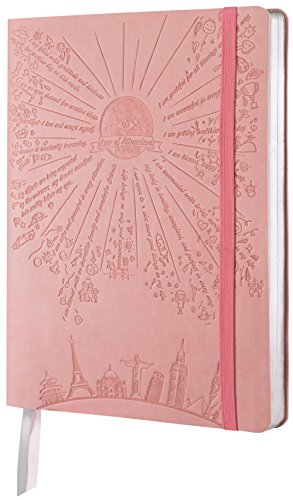 Weekly Success and Life Planner - A 12-Month Journey Creating Your Dream Life - Personal Journal & Weekly Planner & Goal Planner & Organizer by Freedom Mastery (UNDATED, Pink)