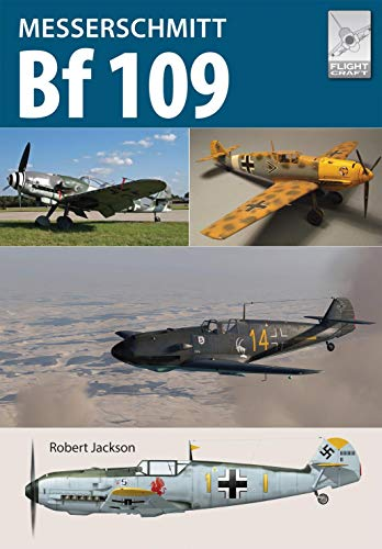 - Messerschmitt Bf109 (FlightCraft Book 14)