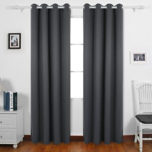 cortinas grises