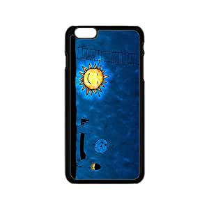 NICKER Cute Night Sun Brand New And Custom Hard Case Cover Protector For Iphone 6