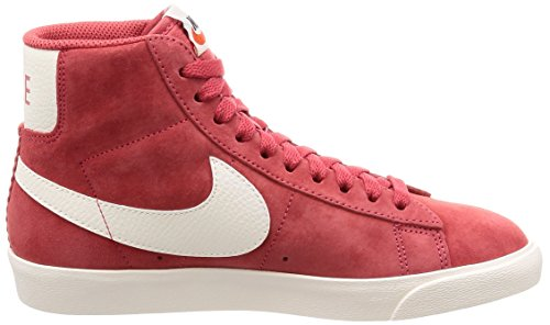 NIKE Women's Multicoloured sail 602 Mid Blazer Red Fitness VNTG WMNS Suede Shoes Speed Sail rrBqSwdA6