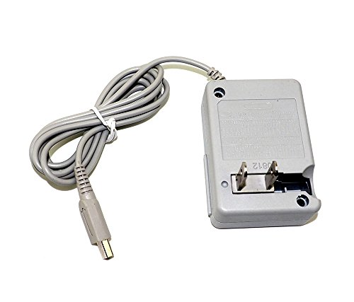 ST park Portable AC Power Adapter Charger for Nintendo 3DS/3