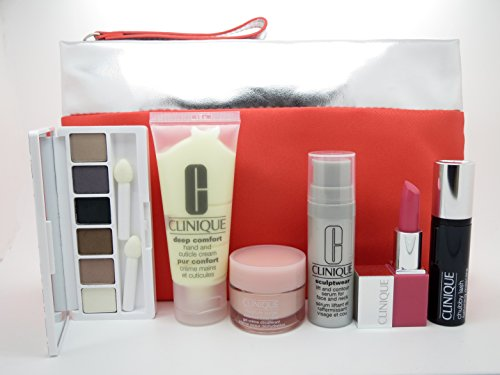 new-2016-clinique-7-pc-skincare-makeup-gift-set-saks-moisture-surge-and-more