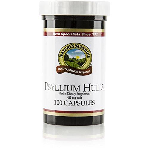 Psyllium Hull Capsules (100) For Sale