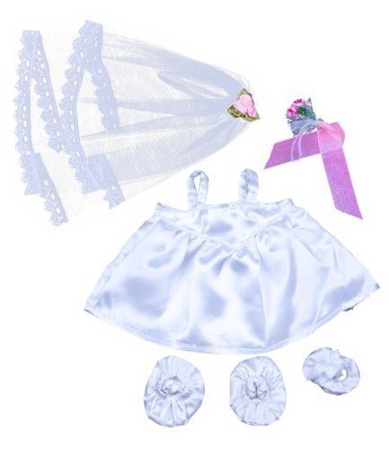 build a bear wedding dress - 2