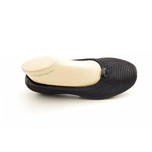 Arcopedico 4231 L14 Womens Flats Shoes Lagrimas Black outlet deals outlet sast discount shop for VOTc1Hf
