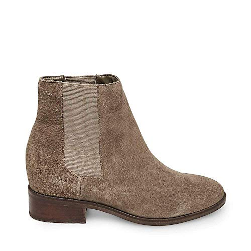 5 Madden M Women's Steve Suede Avril Us 5 Taupe WaBOWwqUg