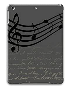 E-luckiycase Clef Background for Ipad Air Case by ruishername