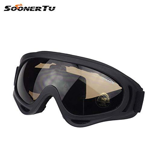 Black Lunettes Vent Sable Lunettes pour à Couleurs sunglasses de Sport de Homme Lunettes Mjia vélo Impact équitation ash 5 fxqT68w5q
