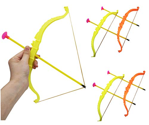 Sohapy Funny Bow and Arrow Sets Kids Toy Archery Set For Target Outdoor Garden Fun Game Sport & Party -
