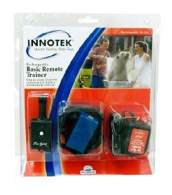 MFR DISCONTINUED 040610 Innotek Basic Rechargeable Remote Trainer