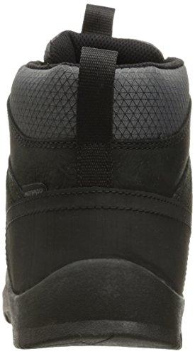 Pictures of KEEN Men's Citizen Mid Waterproof Shoe Black 8 M US 8