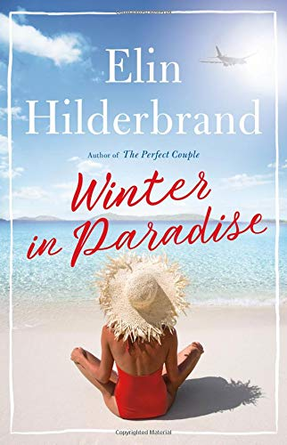 Book cover from Winter in Paradise by Elin Hilderbrand