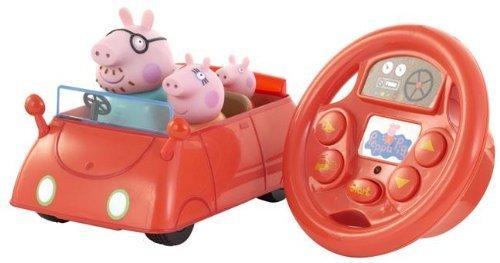 Peppa Pig voiture - voiture télécommandée