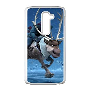 EROYI Brave Kristoff And Sven Design Best Seller High Quality Phone Case For LG G2