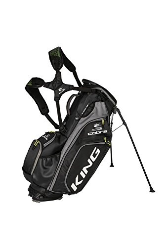 Cobra Golf 2018 King Stand Bag (Black)