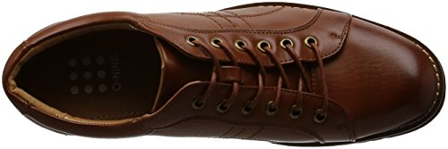 O-neuf Mens Chaussures De Sport Baskets Point Rond Orteil Confort Noir Brun Marine Blanc Marron