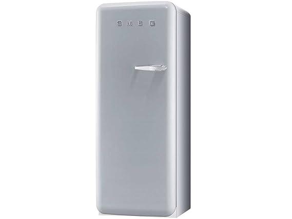 Retro Kühlschrank Silber : Smeg fab28lx1 standkühlschrank a 248 l silber mit